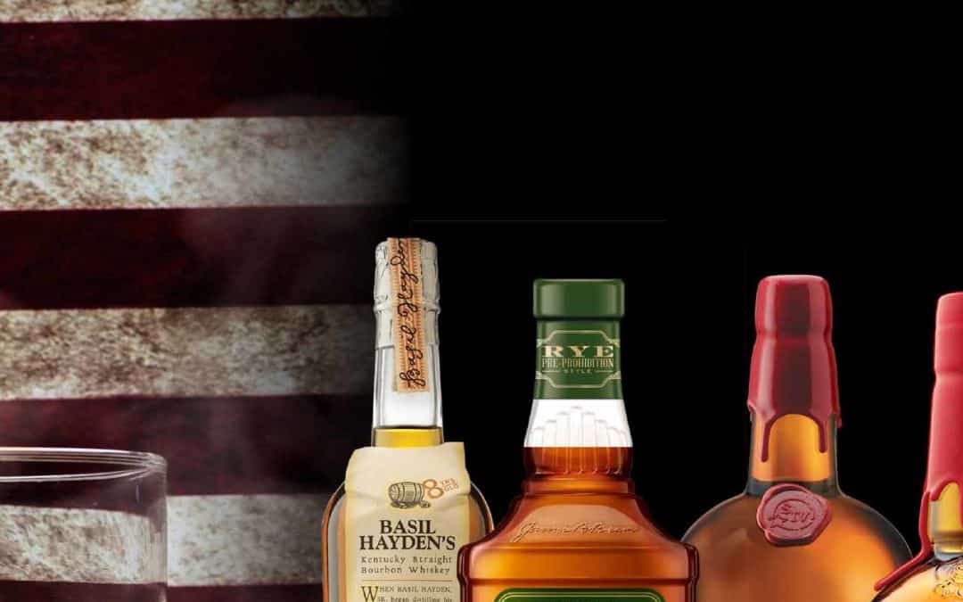 #An Immersion into American Whiskies