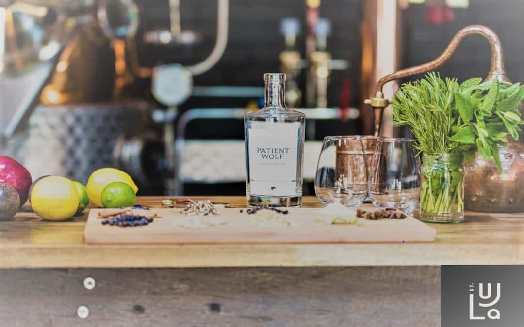 An adventure through Patient Wolf Gin at St LuJa Friday 21st of September from 6:30pm